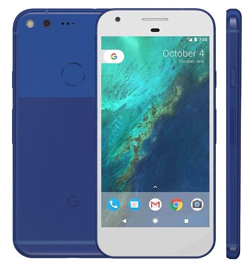 google-pixel-blue