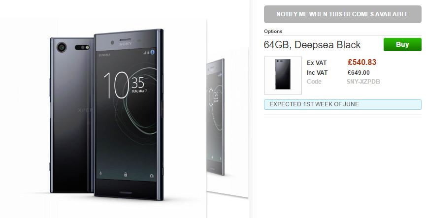 Sony-Xperia-XZ-Premium-pre-order