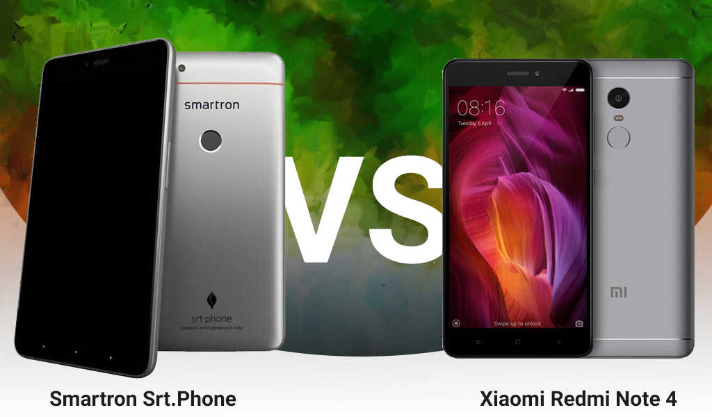 Smartron-Srt.phone-vs-Xiaomi-Redmi-Note-4