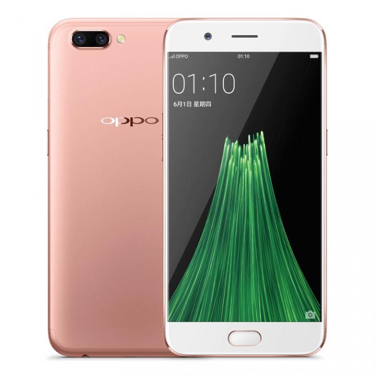 oppo-r11-rose-gold