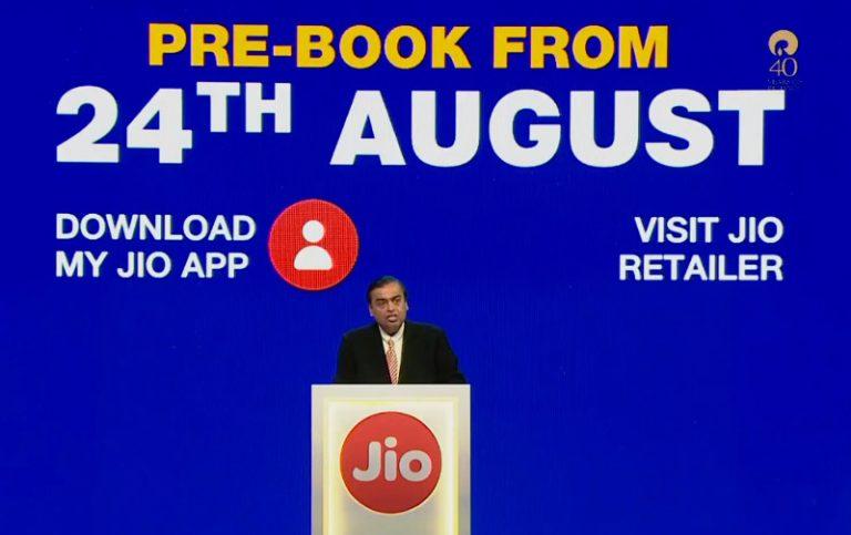 JioPhone-pre-booking-date