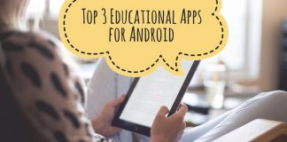Top 3 Educational App