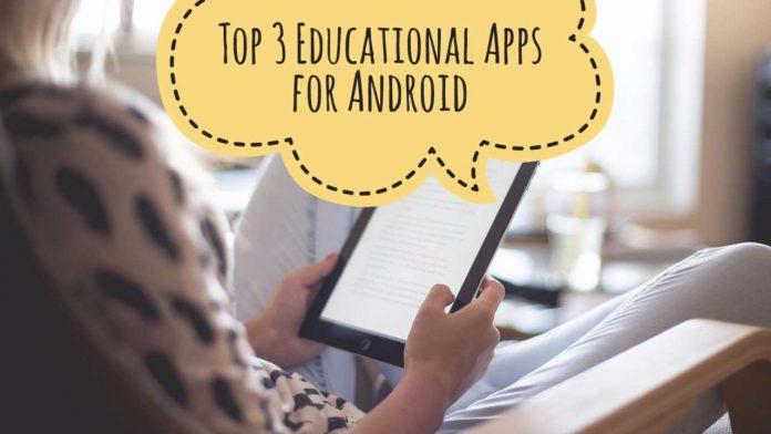 Top 3 Educational App