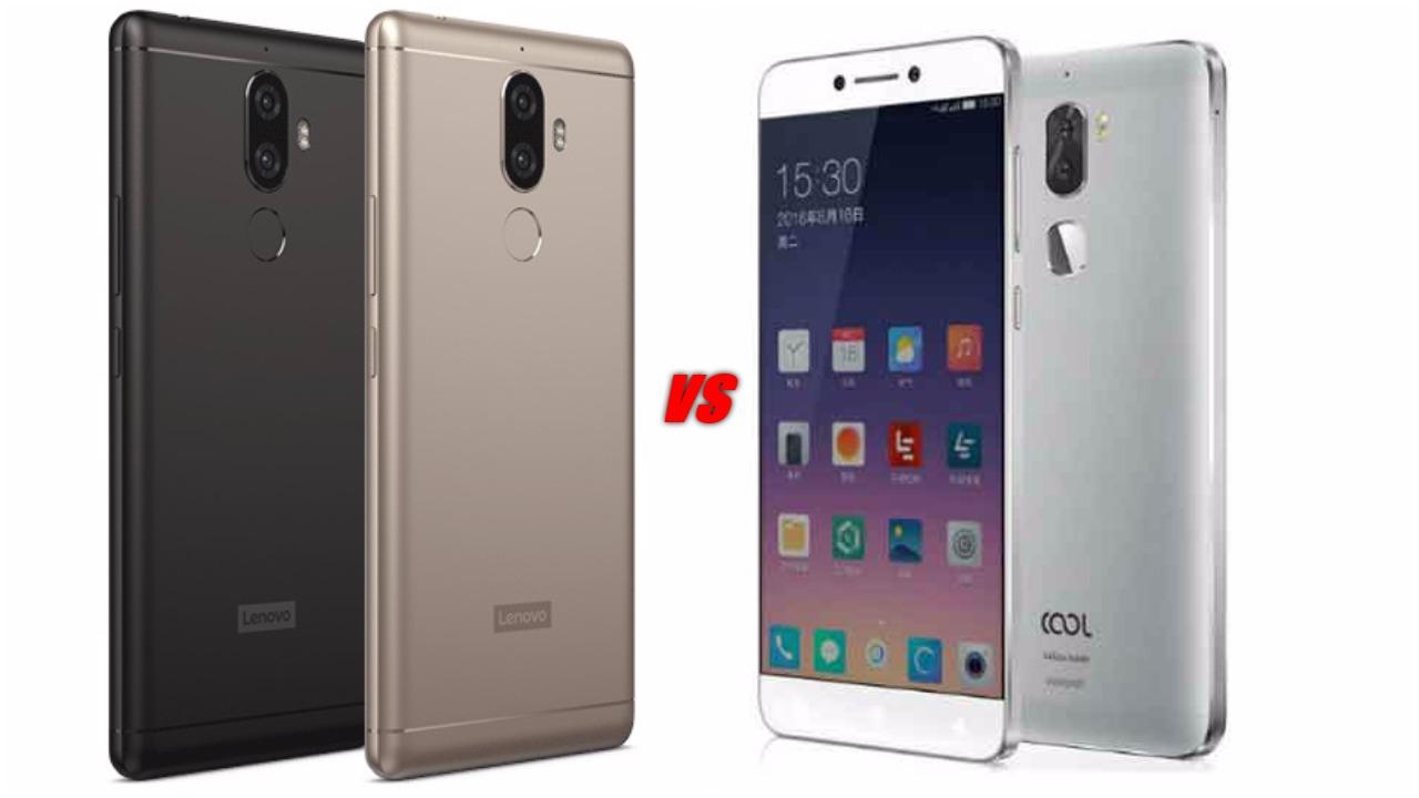 Coolpad Cool Play 6 vs Lenovo K8 Note Comparison, Compare K8 Note