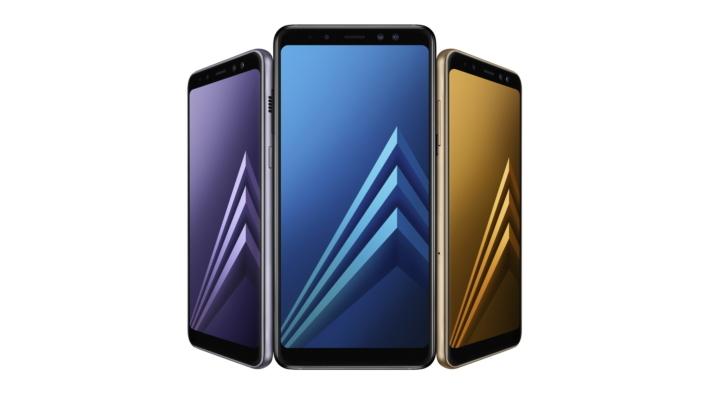 Galaxy A8-A8 Plus